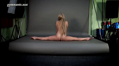 Flexible, Tricked, Nude show