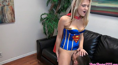 Creampie teen, Supergirl