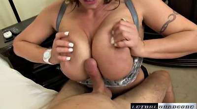 Blackmail, Eva, Son big dick, Milf teacher