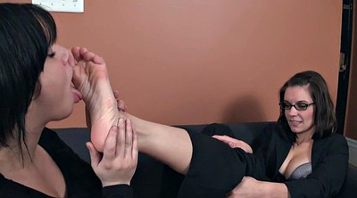 Lesbian feet, Feet worship, Foot massage