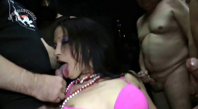 Cum compilation, Creampie compilation, German, Studio, German creampie gangbang