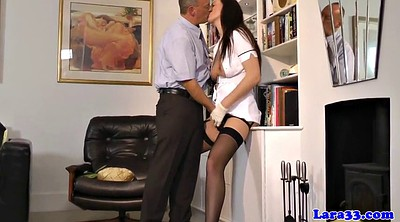 Stocking, Mature in stockings, British stockings