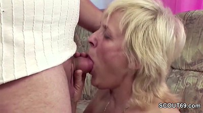Virgin, Grandma, Seduce, Teen fuck