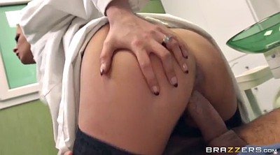 Busty milf, Busty russian, Dentist, Bdsm doctor, Patient