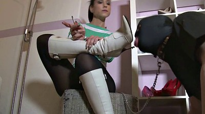 Slave, Foot slave, Foot goddess, Humiliation