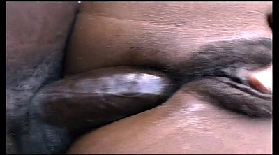 French, Ebony anal