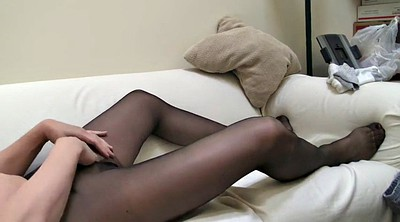 Crossdress, Solo girl, Black pantyhose, Pantyhose cock, Crossdressers, Crossdresser solo