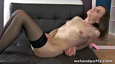 Black stockings, Stockings solo, Solo ebony, Solo orgasm, Ebony solo