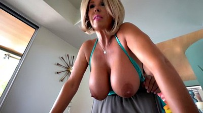 Blonde wife, Wife's, Wife tits