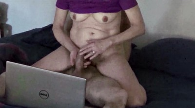 Husband, Husband watch, Hairy wife, Amateur wife watching