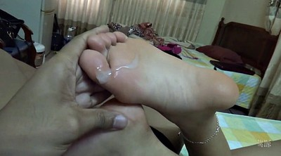 Wifes foot, Sexy wife