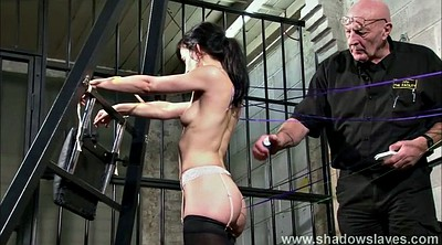 Needles, Needle, Spank slave, Slave spanking, Punished