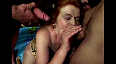 Mature blowjob, Grandmas