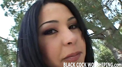 Watching, Interracial cuckold