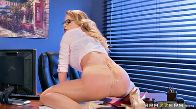 Office, Big tits anal, Panty, Britney amber