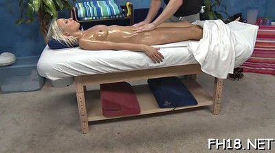 Teen massage, Old granny
