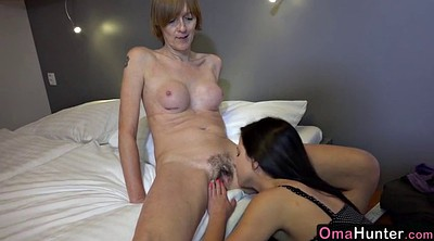 Hot mature, Old woman, Granny masturbating