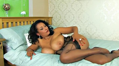 Mature stocking, Stockings mature, Stockings solo