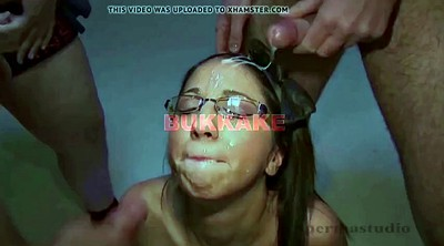 Creampie gangbang, Group creampie, Cum compilation
