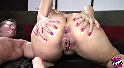 Anal creampie, An