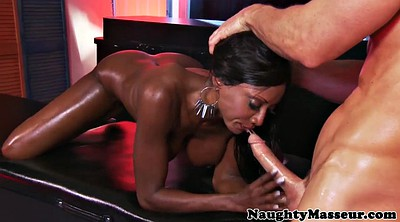 Boots, Diamond jackson, Ebony massage, Masseuse, Anal ebony