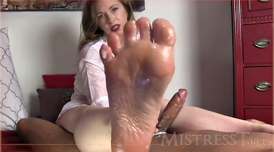 Handjob, Mature feet, Hand