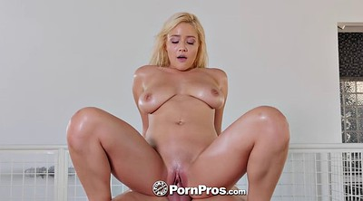 Blonde, Kylie page