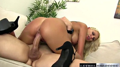 Pink pussy, Hot blonde