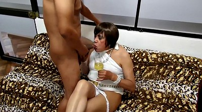 Cross, Crossdress, Male, Hardcore gangbang, Dressing, Ruined