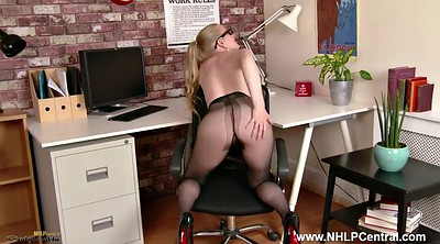 Sheer, Pantyhose sex, Nylon pantyhose, Fuck pantyhose, Pantyhose masturbation, Office sex