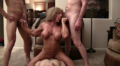 Muscle, Muscle milf, Female muscles