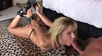 Blindfold, Blonde creampie