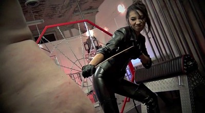 Latex, Jennifer, Caning, Caned