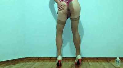 Heels, Crossdressing