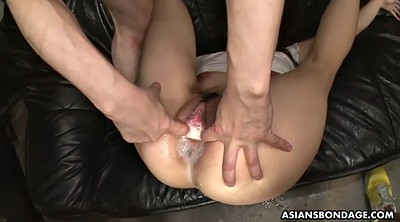 Orgasm, Gape, Toy, Japanese bdsm, Gaping pussy, Japanese hard