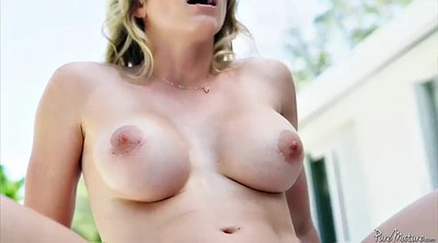 Cumshot, Cory chase, Stepson, Super, Cory, Pool fuck