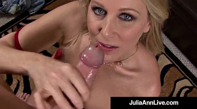 Julia ann, Ann, Dirty talk