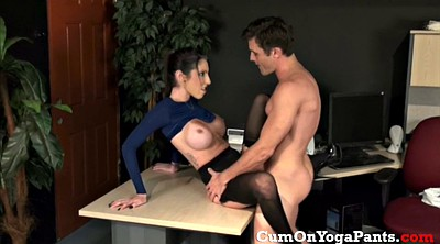 Office, Spandex, Cock compilation, Big compilation, Sexy compilation