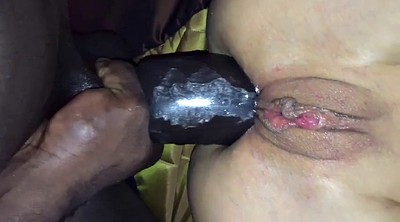 Black monster, Monster cock anal