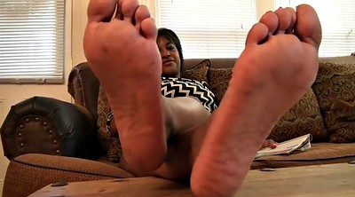 Black foot, Ebony feet