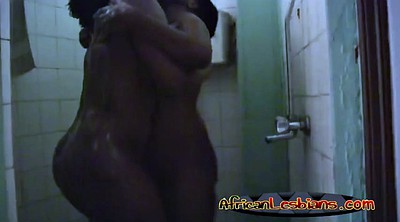 Ebony shower, Bathroom