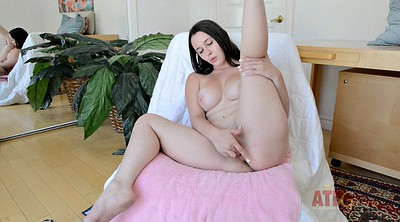 Chubby, Solo fingering, Juicy, Ass fingering solo