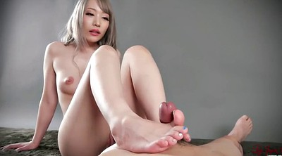 Feet, Asian footjob