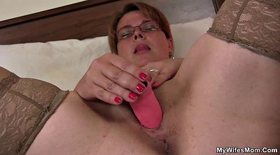 Horny mom, Young mom, Wife mom