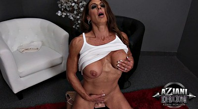 Mature solo, Mature orgasm, Toy, Mature insertion
