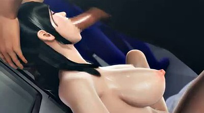 Animation, Asian creampie