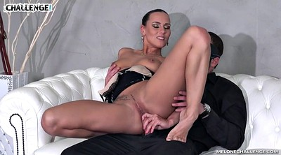 Czech casting, Casting anal, Anal casting, Mask, Czech anal