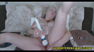 Blonde dildo, Hairy busty, Busty hairy
