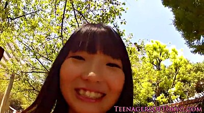 Japanese facial, Teen japanese