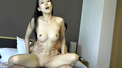 Chinese, Chinese milf, Chinese masturbation, Chinese couple